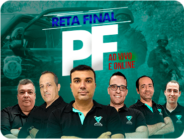 RETA FINAL PF -  AO VIVO/ONLINE